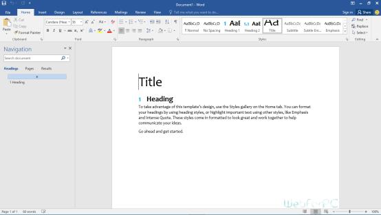 Microsoft Office 2016 Professional Plus Free