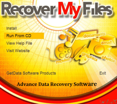 Recover My Files Downlod