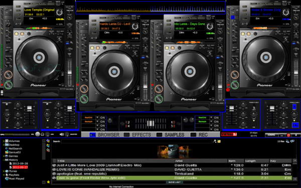 Virtual DJ Pro 2015 Free