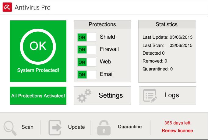 antivirus pro free