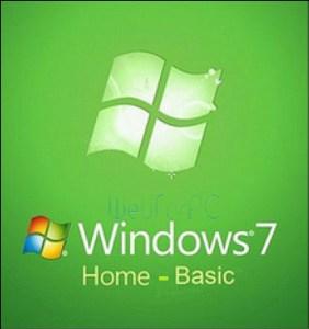 Windows 7 Home Basic Logo