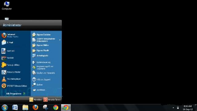 Windows XP Black Edition ISO