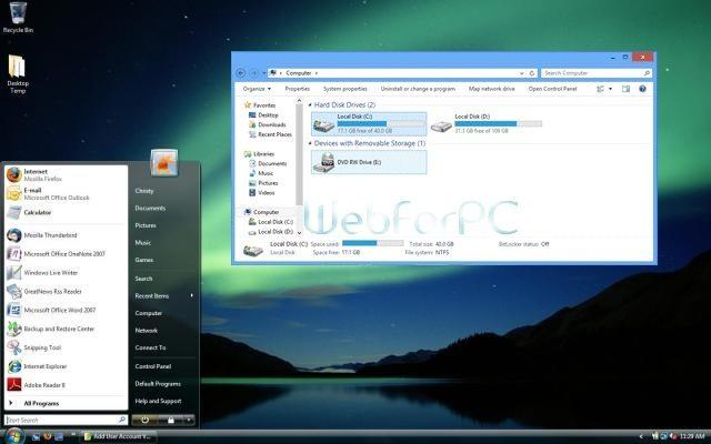 Windows Vista Home Premium ISO Download