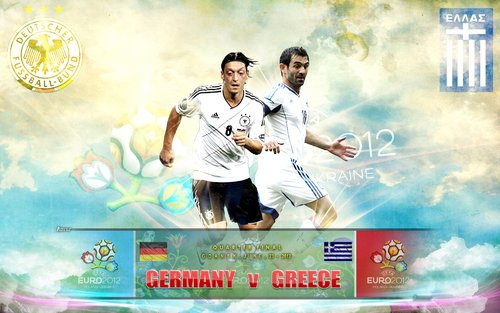 Germany Vs Greece-Euro 2012-image