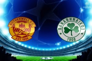 Motherwell Vs Panathinaikos-Champions League-image