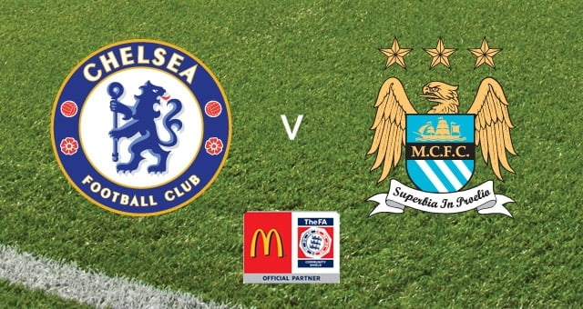 Chelsea Vs Manchester City-Community Shield-image
