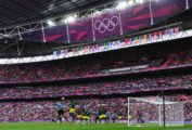 Great Britain vs South Korea-Football Olympic Tournament-image