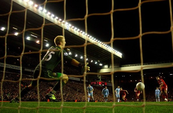 Liverpool Vs Manchester City-Premier League-image