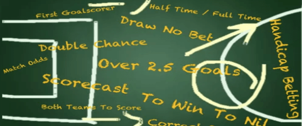 Οver Under 2.5 Γκολ Στοίχημα Ποδοσφαιρο