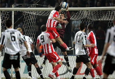 Paok Vs Olympiakos-Superleague-image