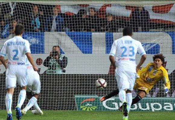 Bastia Vs Marseille-Ligue 1-image