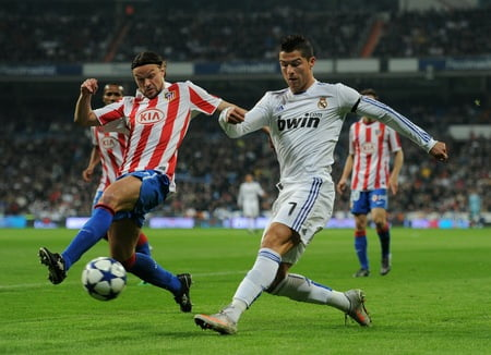 Real Madrid Vs Atletico Madrid-Primera Division-image