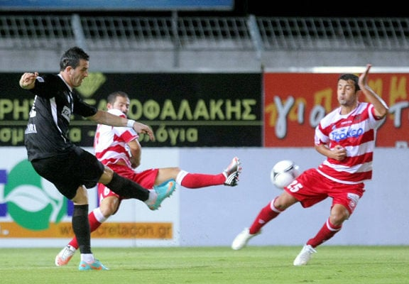 Ofi Vs Platanias-Superleague-image