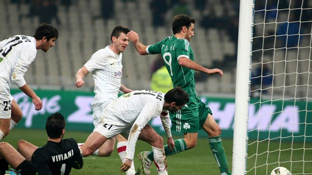 Panathinaikos Vs Xanthi-Superleague-image