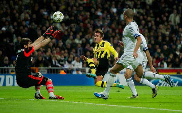Borussia Dortmund Vs Real Madrid-Uefa Champions League-image