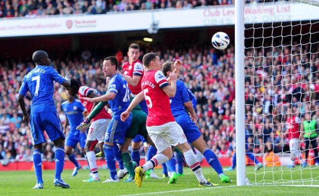 Arsenal v Chelsea-League Cup-image
