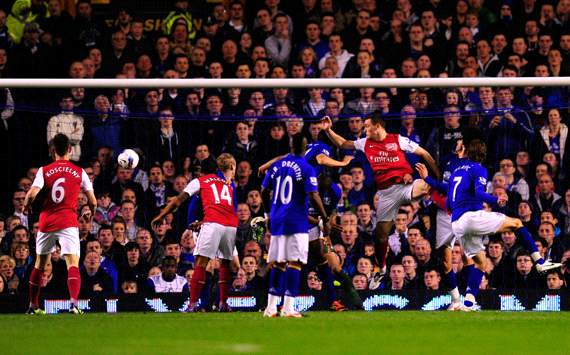 arsenal vs everton-premier league-image