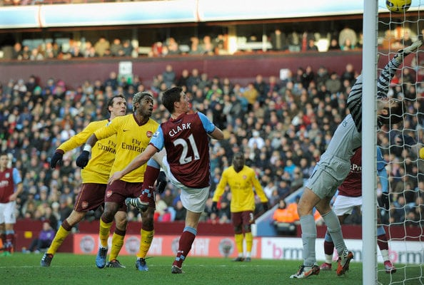 aston villa vs arsenal-premier league-image