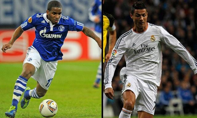 schalke 04 vs real madrid-uefa champions league-image