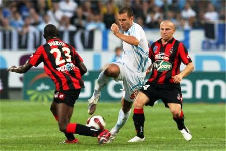 marseille vs nice-ligue 1-image
