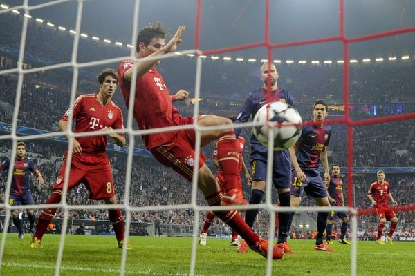 barcelona vs bayern munich-uefa champions league-image