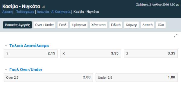 kashiwa reysol - albirex niigata live streaming kai betting sto stoiximan