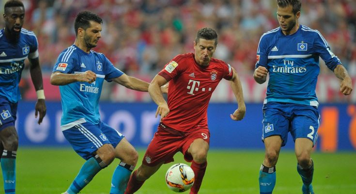 hamburger - bayern munich live stream Germany - Bundesliga 24/09/16