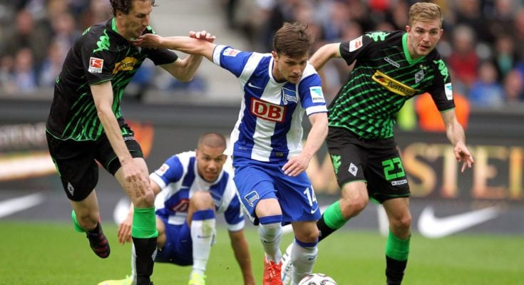 hertha - gladbach live stream Germany - Bundesliga 04/11/16