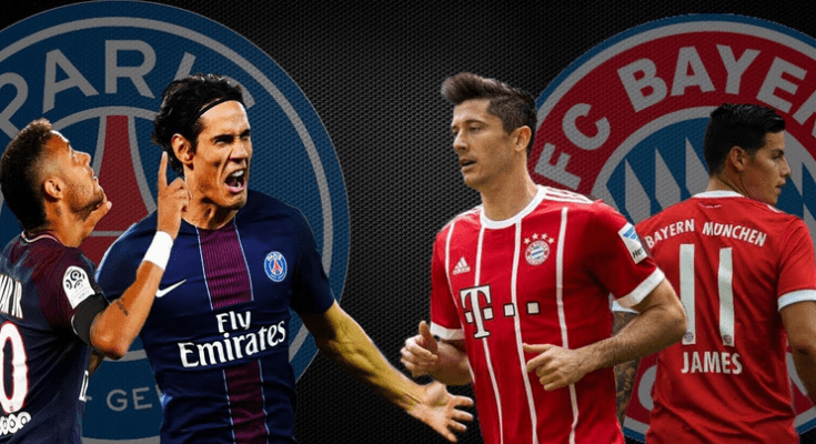 bayern munich-paris saint germain-stoixima