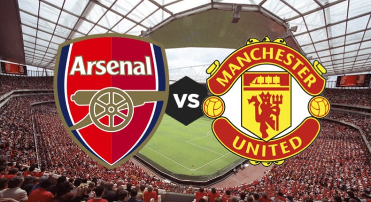 arsenal-manchester united-stoixima
