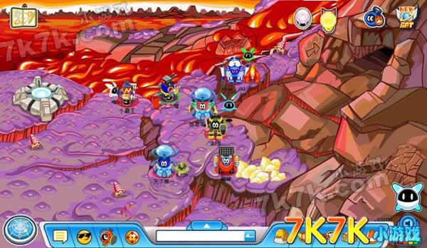 賽爾號先鋒隊訓練營,,小火猴的武學夢想_網頁遊戲-淘淘寶
