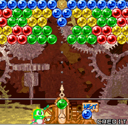 Play Puzzle Bobble 2 On NEO GEO Emulator Online