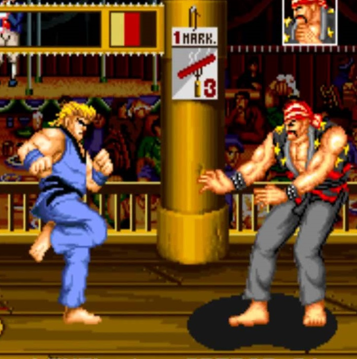 Play Fight Fever On NEO GEO Emulator Online