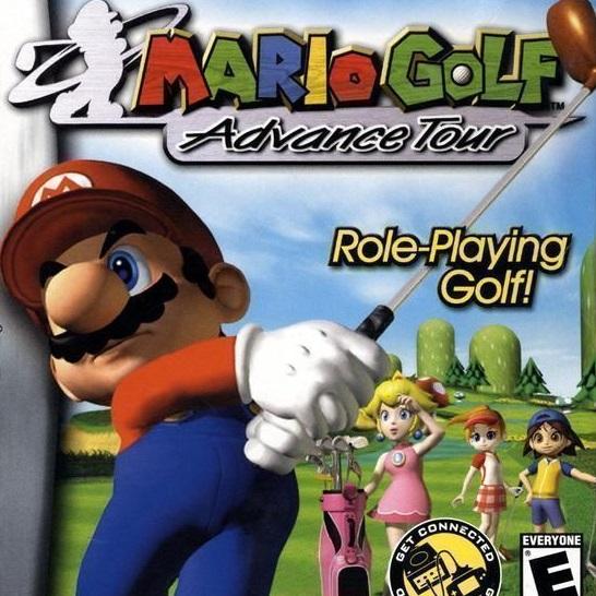 Play Mario Golf Advance Tour On Gba Emulator Online