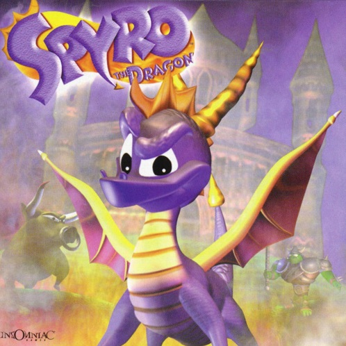 Play Spyro The Dragon On PS1 Emulator Online
