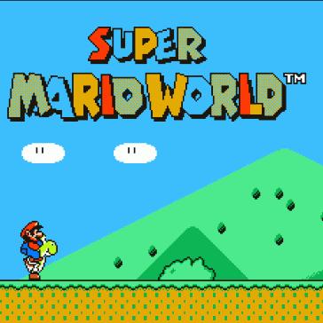 Play Super Mario World On NES Emulator Online