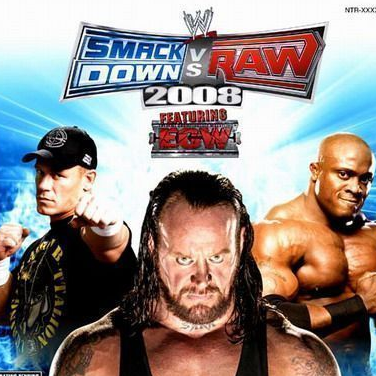 Play WWE Smackdown Vs Raw 2008 Featuring ECW On NDS