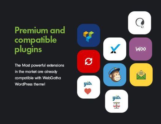 WebGatha - Multi-purpose WordPress Theme - 15
