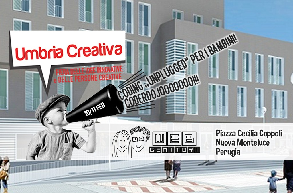 Web Genitori a Umbria Creativa