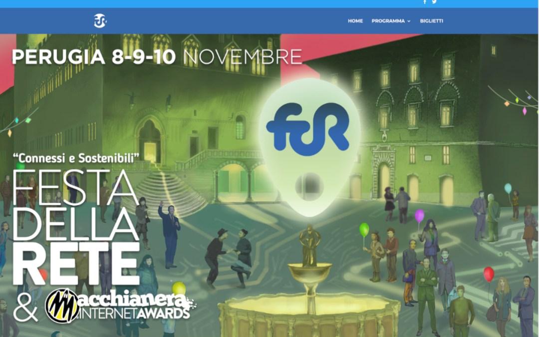 WEB GENITORI alla FESTA DELLA RETE 2019!