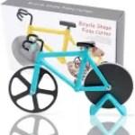 Fahrrad Pizza Schneider blau