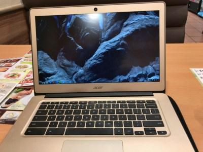 Acer Chromebook14を約3ヶ月間使ってみて