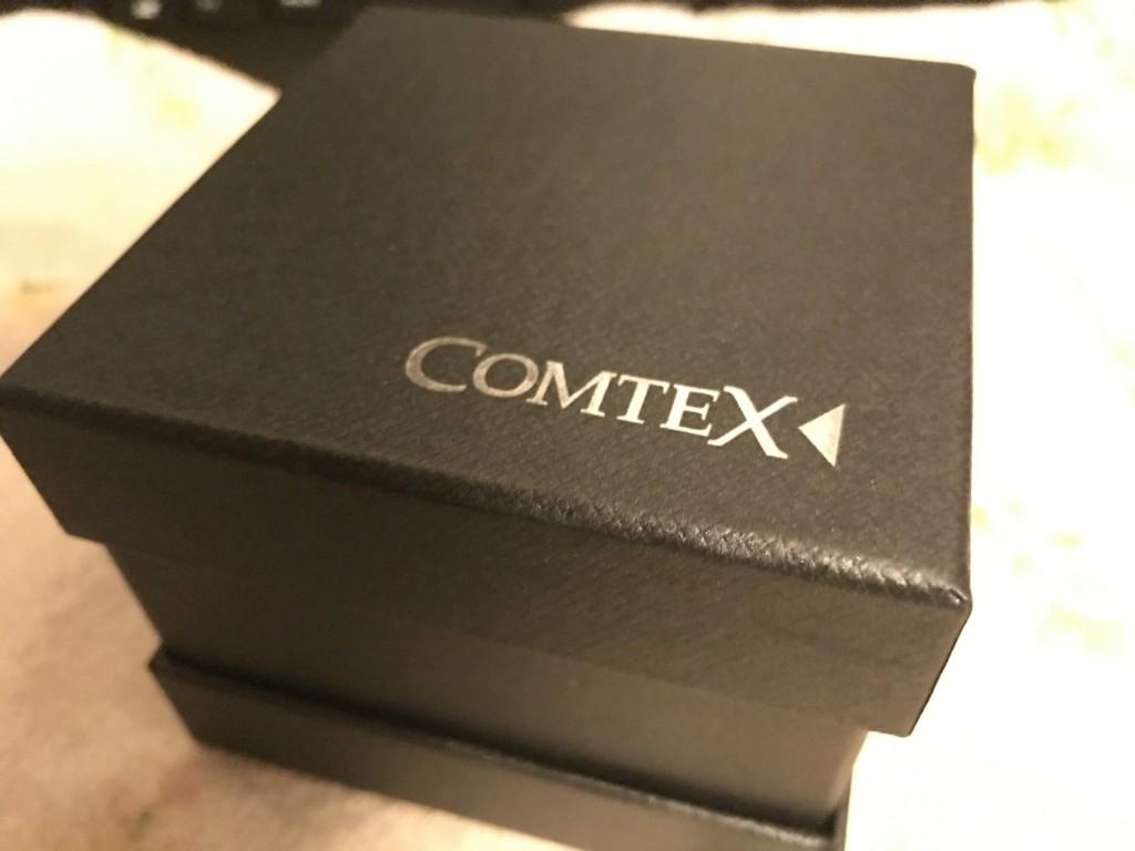 COMTEXの腕時計ってどうよ?3分レビュー