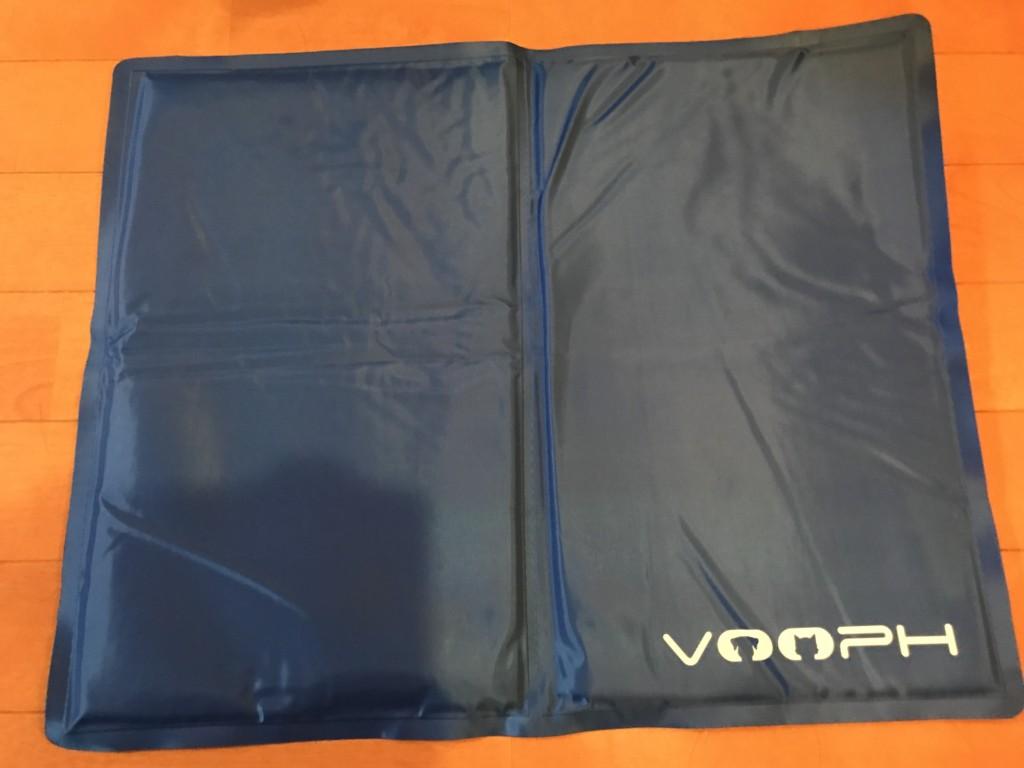 冷感椅子!VOOPHのペット用クールマットで涼感チェアの完成!