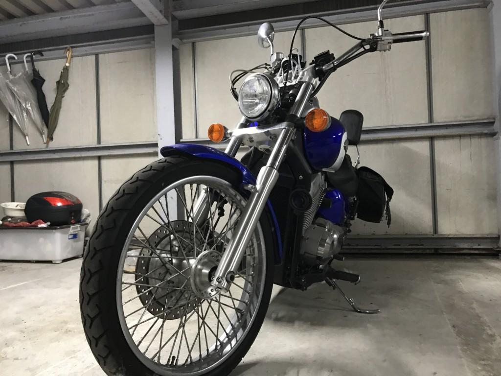 バイクブロスのバイク一括査定・一括見積でバイクを売ったお話
