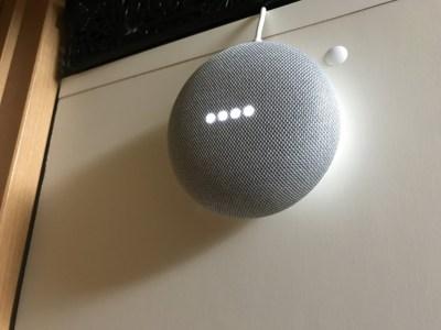 Google Home Miniってどうよ?1ヶ月ほど暮らしてみて