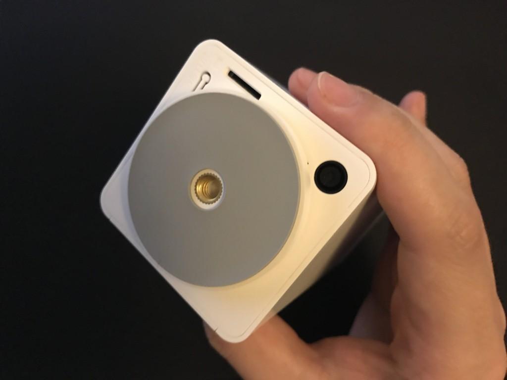 Xiaomi dafang 1080P 本体底面