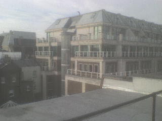 View from the rooftop