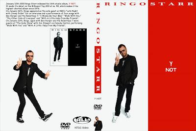 Ringo Starr Y Not DVD