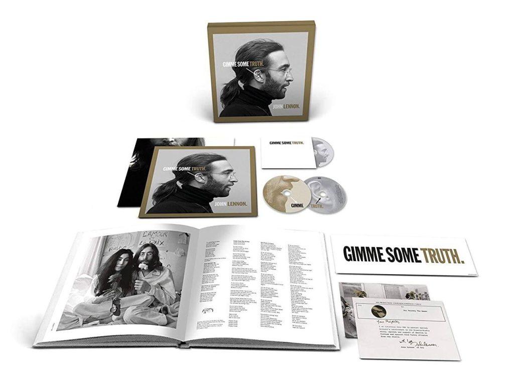 """The Beatles Polska: W październiku ukaże się nowa składanka utworów Johna Lennona """"Gimme Some Truth"""""""